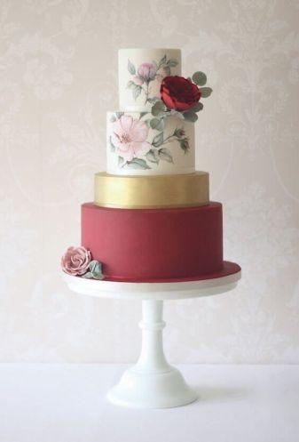 watercolor cake 4