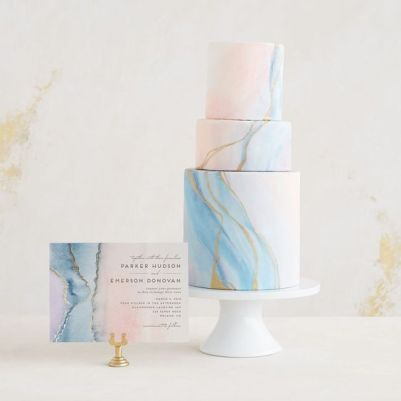 watercolor cake5