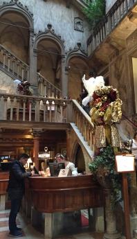 L'Hotel Danieli di Venezia