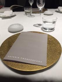 il miglior ristorante al mondo -L'Osteria Francescana- Modena Italy